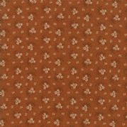 Moda Fabrics - Spice It Up - Tiny Artistic Branches On Yam - per quarter metre